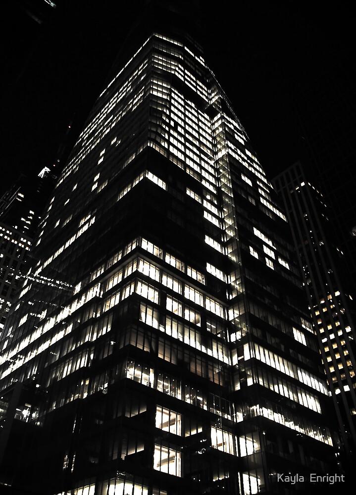 Grand New York by Kayla  Enright