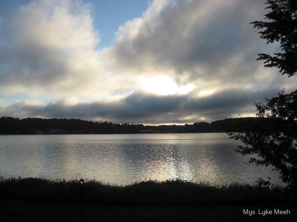 Darken Sunrise by Mys  Lyke Meeh