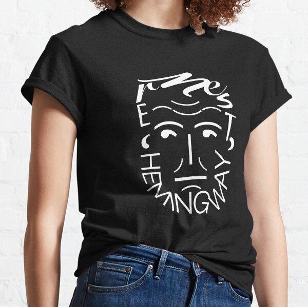 Ernest Hemingway Classic T-Shirt