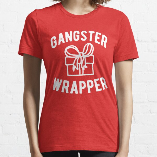 Gangster Wrapper Funny Christmas Essential T-Shirt