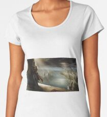 after the storm Premium Scoop T-Shirt