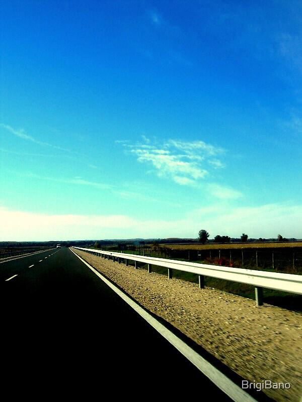 Road by BrigiBano