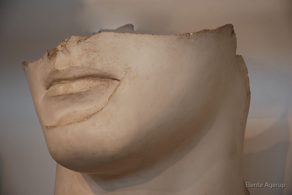 The Face by Bente Agerup