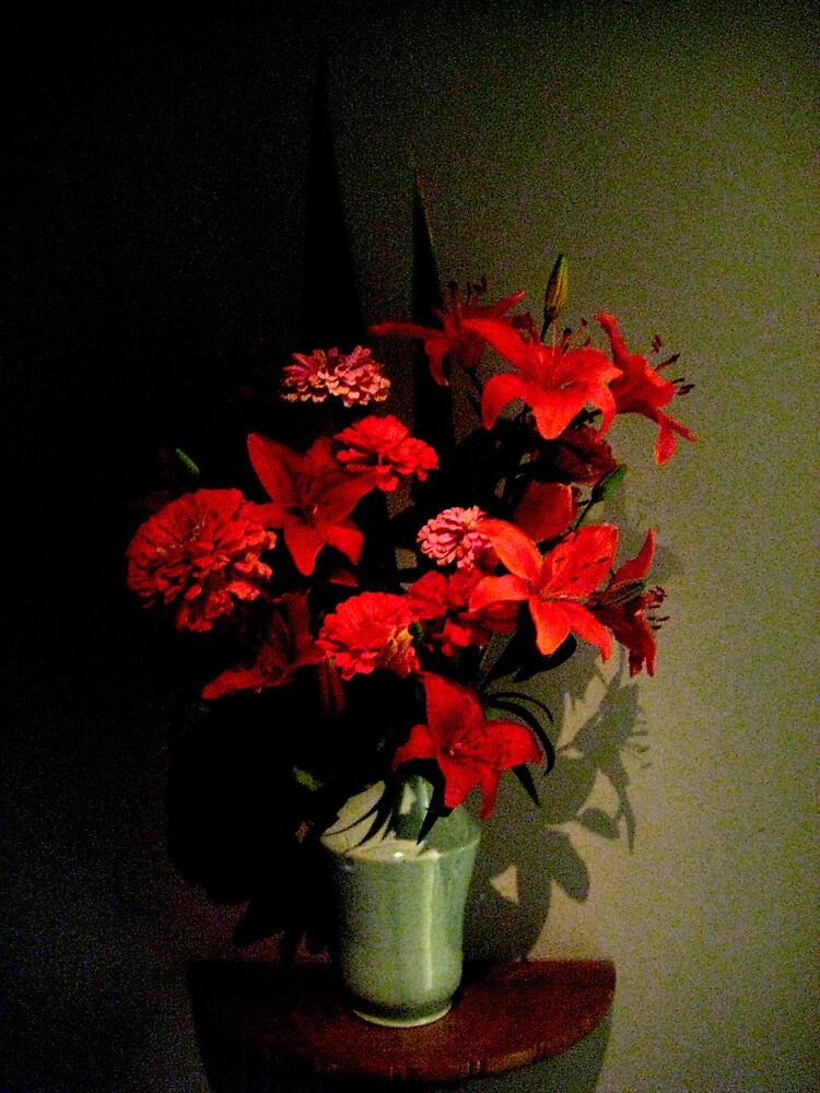Jurassic Technology Flowers1 by SamanthaJune