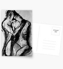 Love Me Tender  Postcards