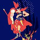 « Brunhilda » par lebookdejulien