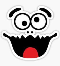 Cookie Monster Sticker