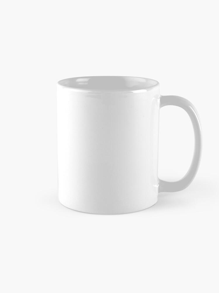 Alternate view of I'm Way Cooler on the Internet BLOCK GRAY Mug