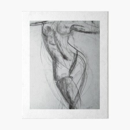 Muse, Sandra Falga Art Board Print