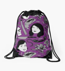 Special Request MFM Color Pattern Drawstring Bag