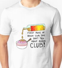 iZombie - Brain Club Unisex T-Shirt