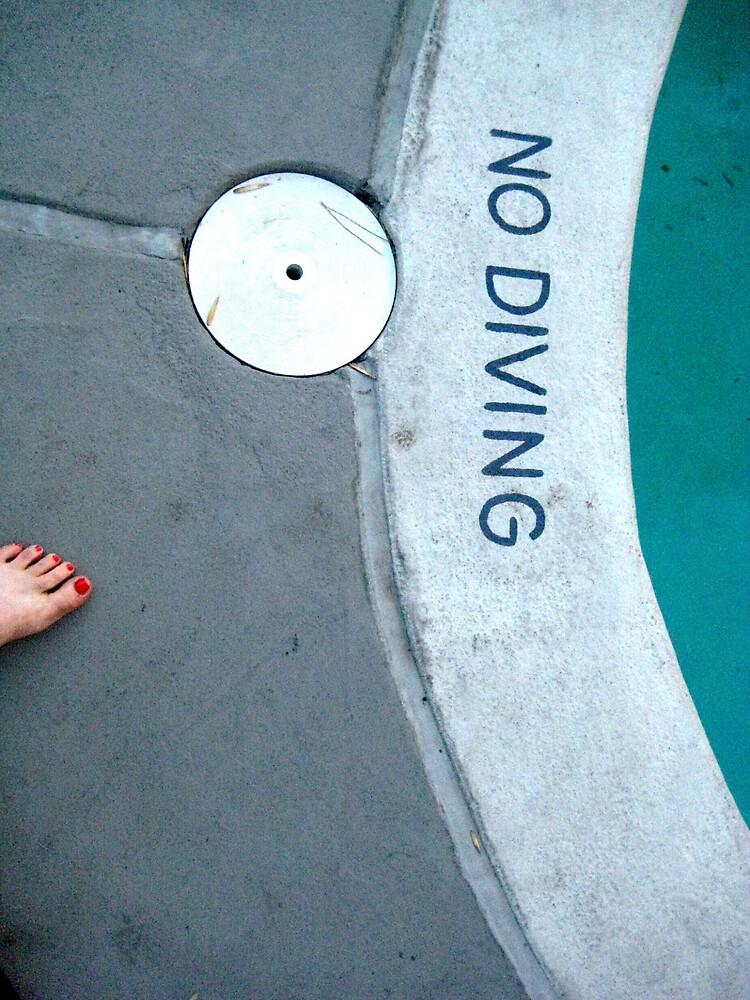 No Diving by SamanthaJune