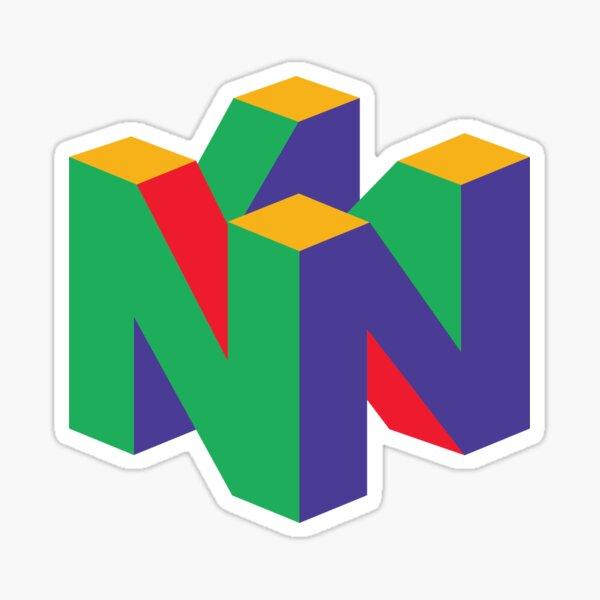 N for Nintendo Sticker