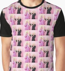 Trixie and katya hair dressers  Graphic T-Shirt