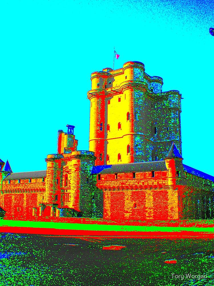 Chateau du Vincennes II by toryworgan