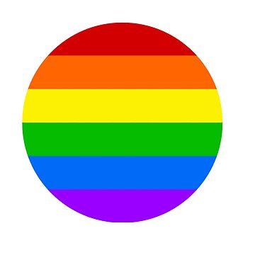 Rainbow Circle by ghjura