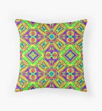 Color Prism Throw Pillow