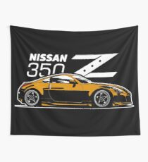 Nissan 350z FAIRLADY Wall Tapestry
