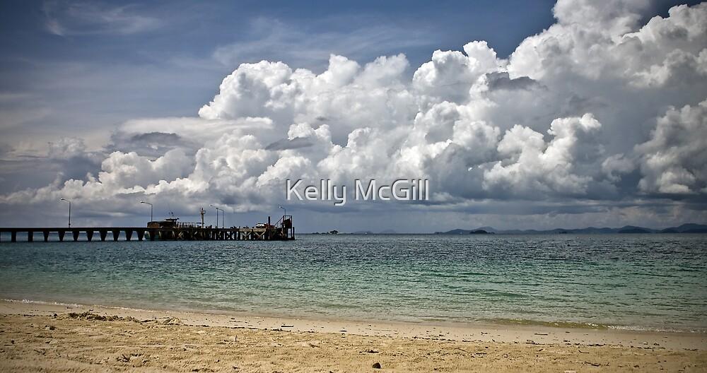 Yao Yai Island, Thailand by Kelly McGill