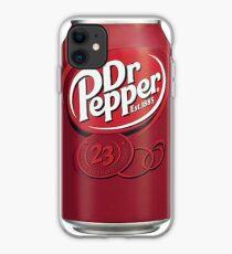 Doktor Pfeffer iPhone-Hülle & Cover