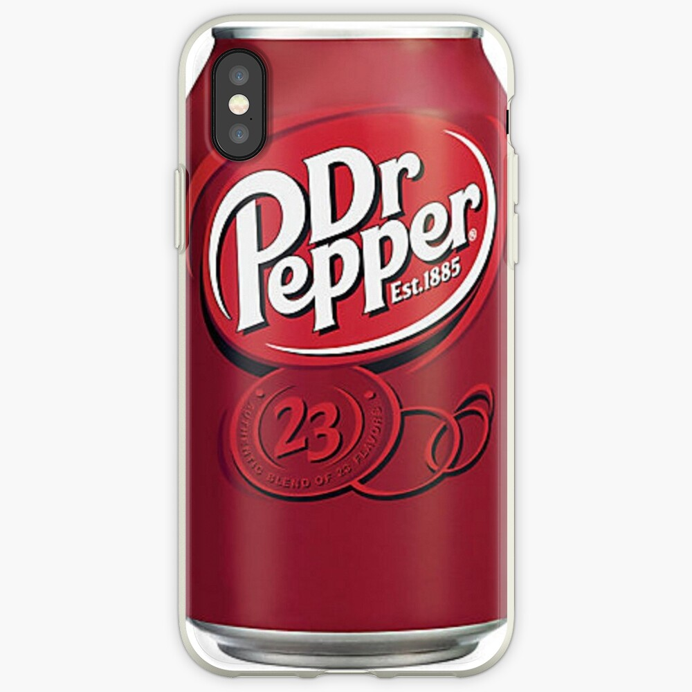Doctor Pepper iPhone Case & Cover