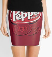 Doctor Pepper Mini Skirt