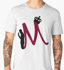 M is for Moriarty Men's Premium T-Shirt