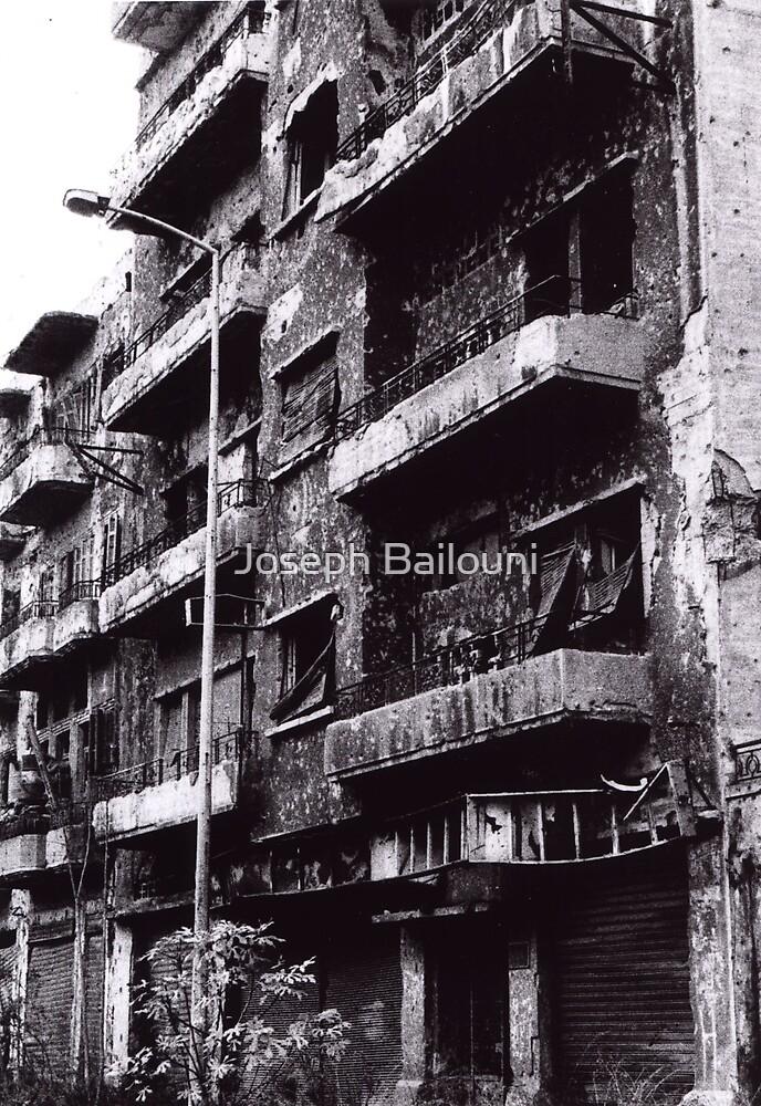 The War Collection Lebanon by Joseph Bailouni