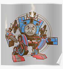 Thomas The Assault Engine Poster