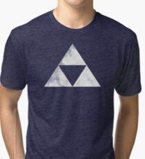 Marble Zelda Tri-blend T-Shirt