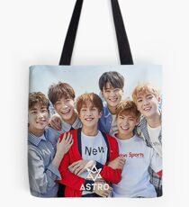 Astro-Band kpop Tote Bag