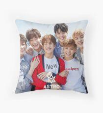 astro band kpop Throw Pillow