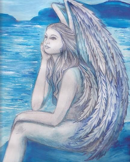 angel by mishelley