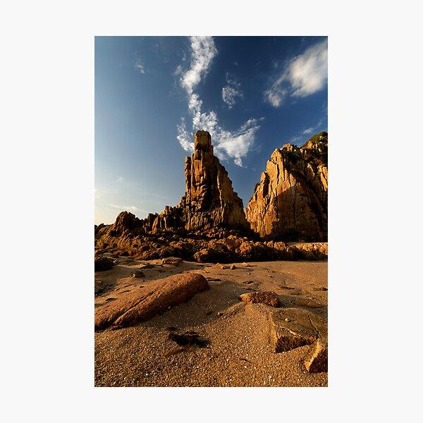 Woolami Pinnacles Photographic Print