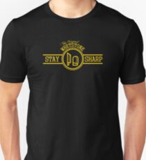 Whetstone, stay sharp Unisex T-Shirt