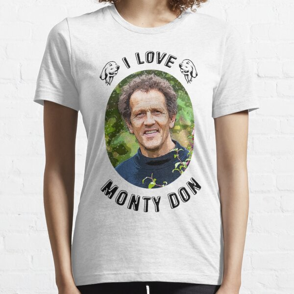 I Love Monty Don Essential T-Shirt