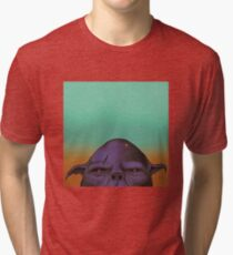 Oh Sees - Orc Tri-blend T-Shirt