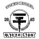 Tokio Hotel University | BLACK TEXT by Nobodysart
