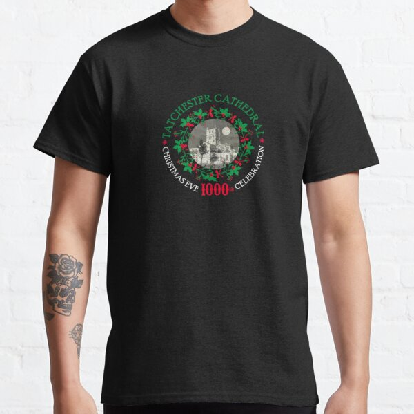 TATCHESTER CATHEDRAL - FOR DARK CLOTHING (The Box of Delights) Classic T-Shirt