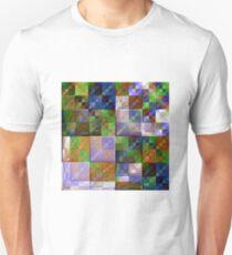 Fractal patchwork T-Shirt