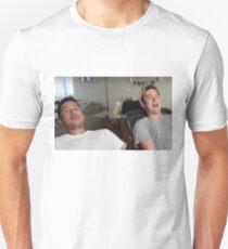 cody ko and noel miller cringing really hard Unisex T-Shirt