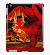 Ruby Dragon iPad Case/Skin