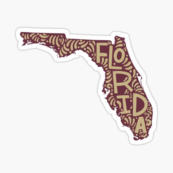 FSU is Florida Sticker