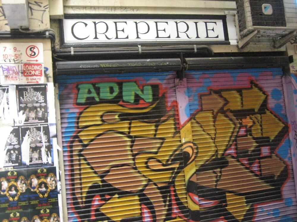 we stumble on a little paris by natapee