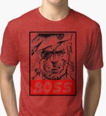 Boss Tri-blend T-Shirt