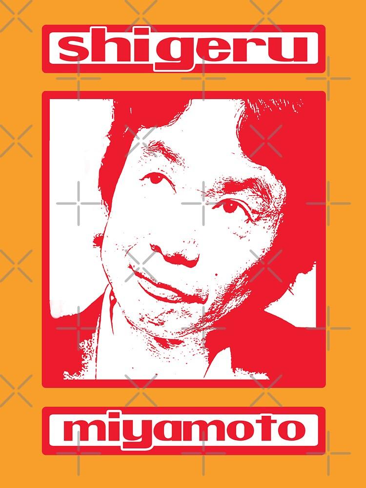 Shigeru by huesitos1977