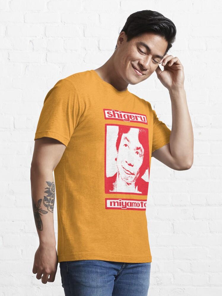 Alternate view of Shigeru Essential T-Shirt