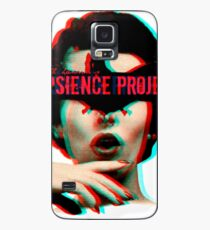 Q.Psience Sepia 3D Case/Skin for Samsung Galaxy