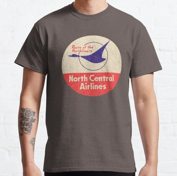 North Central Airlines USA Classic T-Shirt