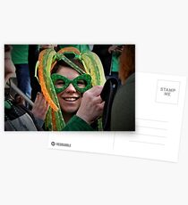 When Irish Eyes Are Smiling Postcards